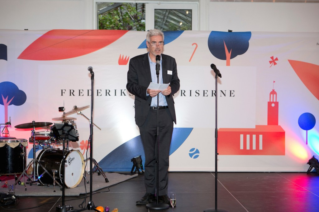 Direktør for FrederiksbergFonden Martin Dahl