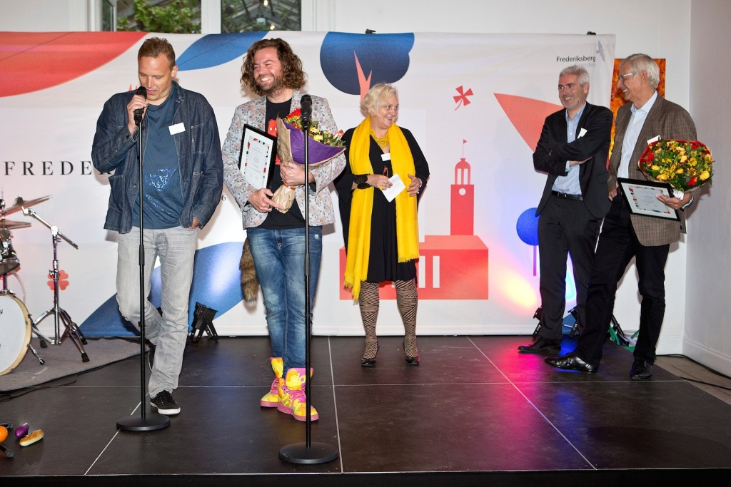 STELLA POLARIS modtager årets FrederiksbergPris